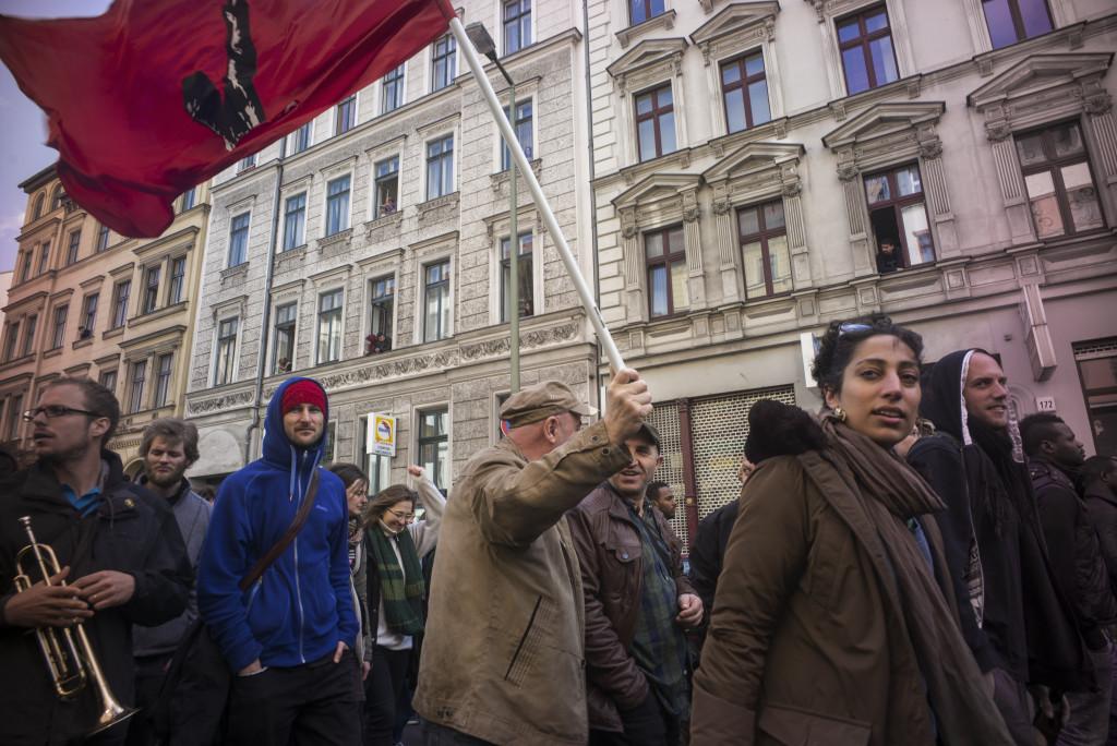 SN Berlin demonstration 3