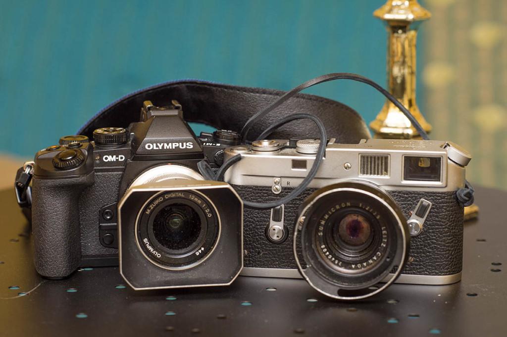 wSN Olympus Leica